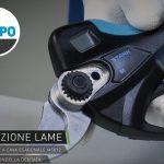 Manutenzione ordinaria abbacchiatori e forbici a batteria - Campagnola & Garpo